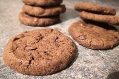 Cookies healthy aux flocons d'avoine - Les Gourmandises de Steph Cookies Healthy, Biscuits, Healthy Meals, Healthy Recipes, Meringue, Granola, Desserts, Food, Bun Hair