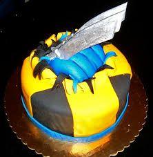 Resultado de imagen de cake wolverine