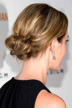 The best dark blonde hair colors: Emily Blunt