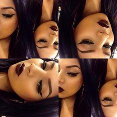 Loving The Dark Lip Color