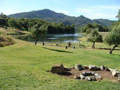 Chekaka Campground Lake Mendocino