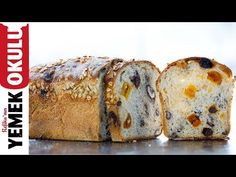 Cevizli Sonbahar Ekmeği | Burak'ın Ekmek Teknesi - YouTube Pide Bread, Pitta, Banana Bread, Breakfast, Desserts, Recipes, Hotels, Search, Food