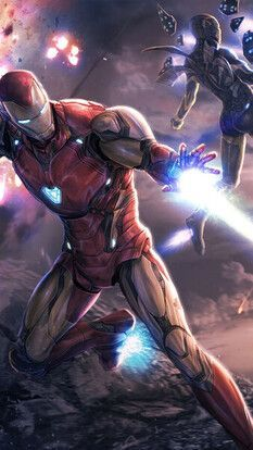 Iron Man Iron Rescue Avengers Endgame 4k Hd Mobile And Desktop Wallpaper 38 Iron Man Art Superhero Wallpaper Spiderman Art