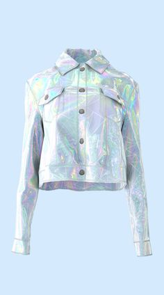 Boxy Prism Jacket by Fyodor Golan - MIXIMALISTE