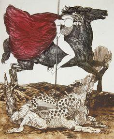 Sant Jordi, un sant legendari - Liber Ediciones, bibliofilia y arteLiber Ediciones, bibliofilia y arte