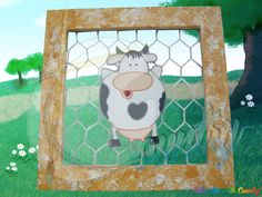 Arte Country, Kids Rugs, Frame, Home Decor, Dining Room, Creativity, Cooking, Manualidades, Picture Frame