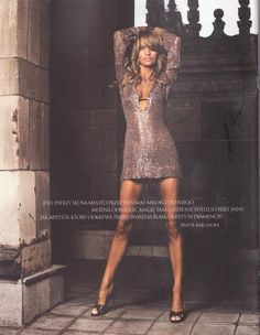 Aneta Kręglicka -Miss World 1989 Miss World, Ikon, Style Icons, Bodycon Dress, Fashion Outfits, Legs, Photo And Video, My Style, Casual
