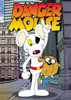 One of my FAVOURITE childhood cartoons.... but he aint the producer I'm talking about.....
