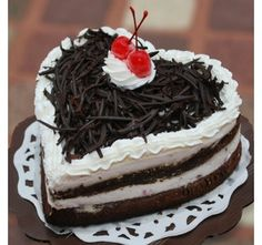 The 14 Best Heart Shaped Cakes Images On Pinterest Heart Cakes