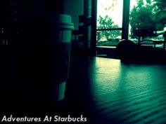 Starbucks and Rain Go Together Like…