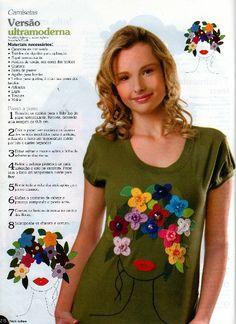 Croche,trico,bordado,ponto cruz,crafts, e muito mais dicas pra voce: Aplique
