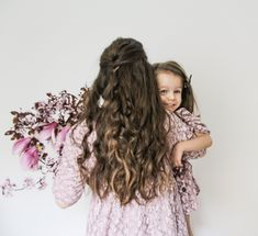 #motherhood #motheranddaughter Dreadlocks, Long Hair Styles, Life, Beauty, Long Hairstyle, Long Haircuts, Dreads, Long Hair Cuts, Beauty Illustration