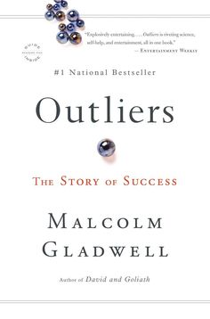 Image result for outliers book