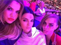 Part of the family: Khloe instagrammed this snap, writing: Introducing Cara with a K!...