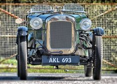 Austin Seven Special Vintage Cars, Antique Cars, Austin Seven, Motorcycle Bike, Old Cars, Motor Car, Race Cars, Motors, Classic Cars