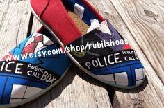 doctor who shoes girls tardis union jack