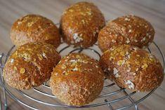Nyomtasd ki a receptet egy kattintással Bread Recipes, Diet Recipes, Crossfit Diet, Diabetic Recipes, Healthy Recipes, Torte Cake, Eat Pray Love, Pan Bread, How To Make Bread