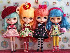 Customizer Interview #10: Cookie dolls | mademoiselle blythe