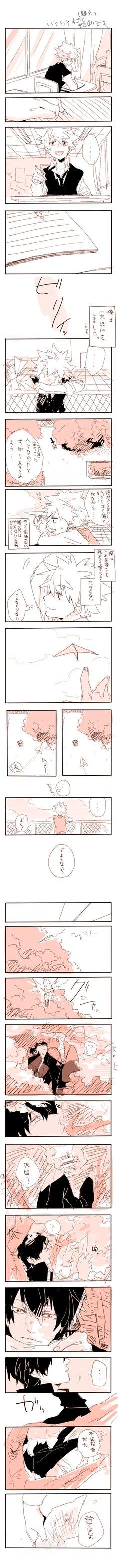 Hibari x Tsuna