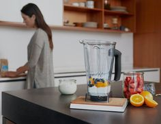 Countertop is a smart kitchen system that gives personalized snack and meal recommendations to help users eat better and achieve their goals. It works with