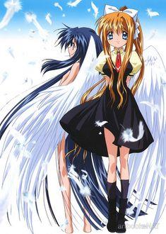 Air-anime Rosario Vampire, Mysterious Girl, Kyoto Animation, Anime Angel, Anime Artwork, Anime Shows, Sword Art Online, Me Me Me Anime, Kawaii Anime
