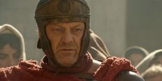 SEAN BEAN as centurion Severus in movie #NowPlaying THE YOUNG MESSIAH (2016) Sean Bean, Post Apocalyptic, Captain Hat, Beans, Movies, Awesome, Films, Cinema, Movie