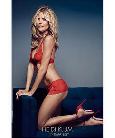 fd7df4362 The 36 sexiest lingerie campaigns of all time. Victoria s Secret. See more.  Heidi Klum Intimates Heidi Klum