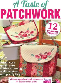 #ClippedOnIssuu from A Taste of Patchwork