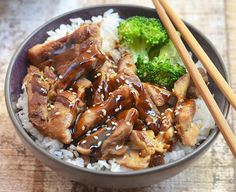 Chicken Teriyaki | Food Recipes