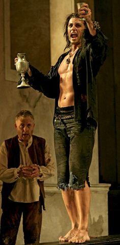 Don Giovanni....hot