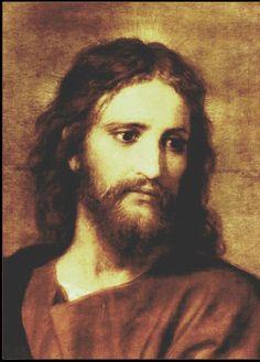 Hoffman's head of Christ - 🙌