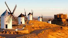La ruta de los molino de viento de La Mancha | SoyRural.es
