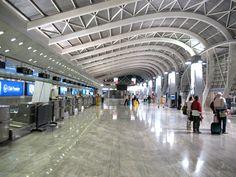 Chhatrapati Shivaji International Airport-Mumbai, India