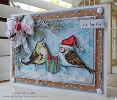 Santa's Little Helpers - Emma Williams