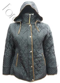 Black Parka Jacket with Hood Product Code: 710  Pack of 4 Pieces£23.00 per Piece VAT: 0%  FC