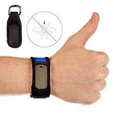 MosquitoAway Mosquito Repellent Bracelet Bonus Clip FREE Repellent Refills No Spray DEETFREE Natural Pest Control Product for Bugs Insects Perfect for Children Girls Boys Adults Women and Men BlueBlack >>> Visit the image link more details. Diy Pest Control, Bug Control, Types Of Insects, Bugs And Insects, Mosquito Repellent Bracelet, Bees And Wasps, Pest Solutions, Humming Bird Feeders, Garden Guide
