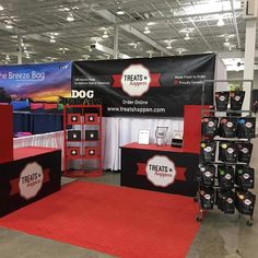 It's going to be a good weekend :) come visit us at the Spring Canadian Pet Expo! Will we see you there?