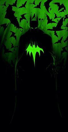 Batman & The Dark Knights of Gotham Batman Vs Superman, Batman Art, Marvel Dc Comics, Comic Books Art, Comic Art, Batman Redesign, Batman Wallpaper, Ninja Wallpaper, Batman Tattoo