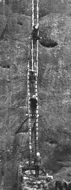 Μετέωρα, 1930