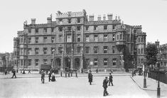 Hahnemuhle PHOTO RAG Fine Art Paper (other products available) - Exterior view of Westminster Hospital, London - Image supplied by Mary Evans Prints Online - Fine Art Print on Paper made in the UK Fine Art Prints, Framed Prints, Canvas Prints, Framed Wall, Old Hospital, Medical Pictures, Old London, Vintage London, Online Images