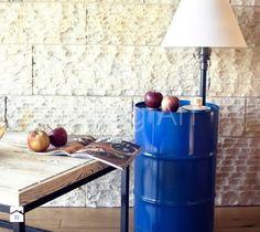 Lampa Beczka - stolik - zdjęcie od Living Art Meble