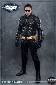 4946e3275 Now you can look like Batman when you re riding your bike
