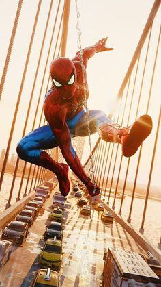 Spider-Man - - Ideas of - Spider-Man Marvel Comics Superheroes, Marvel Heroes, Marvel Characters, Marvel Avengers, Spiderman Marvel, Ms Marvel, Captain Marvel, Amazing Spiderman, Spiderman Kunst