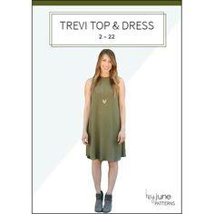 Trevi dress