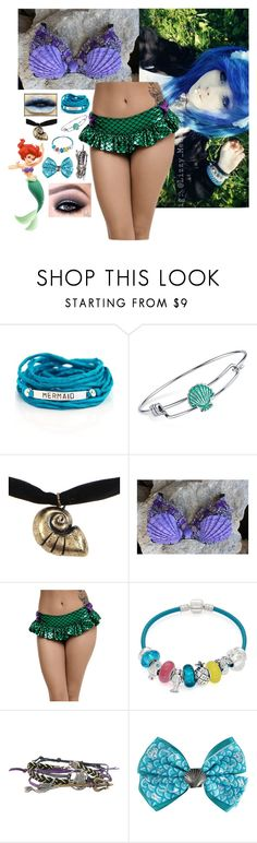 """""""prp - amethyst"""" by lovely-random ❤ liked on Polyvore featuring Blooming Lotus Jewelry, Disney and Bling Jewelry"""
