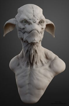 Sketch Concept-Render  3ds max, Photoshop, VRay, ZBrush  March 2011