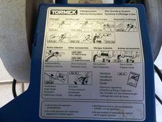 Tormek Nassschleifmaschine Supergrind 1200 | eBay