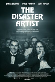"""The Disaster Artist Story about the making of the best worst movie ever made, """"The Room."""" Jame Franco nails the lead role. If you haven't seen The Room, it's definitely worth seeing as is this film. Stars James Franco and Dave Franco. Hd Movies Online, New Movies, Good Movies, 2017 Movies, Movies Free, Latest Movies, The Artist Movie, Artist Film, Film Romance"""