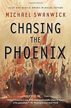 Chasing the Phoenix: A Science Fiction Novel by Michael Swanwick http://www.amazon.com/dp/0765380900/ref=cm_sw_r_pi_dp_yMcawb1NGBRJ0