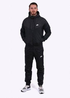 c4ac250d2939da Nike Apparel Windrunner Tracksuit - Black